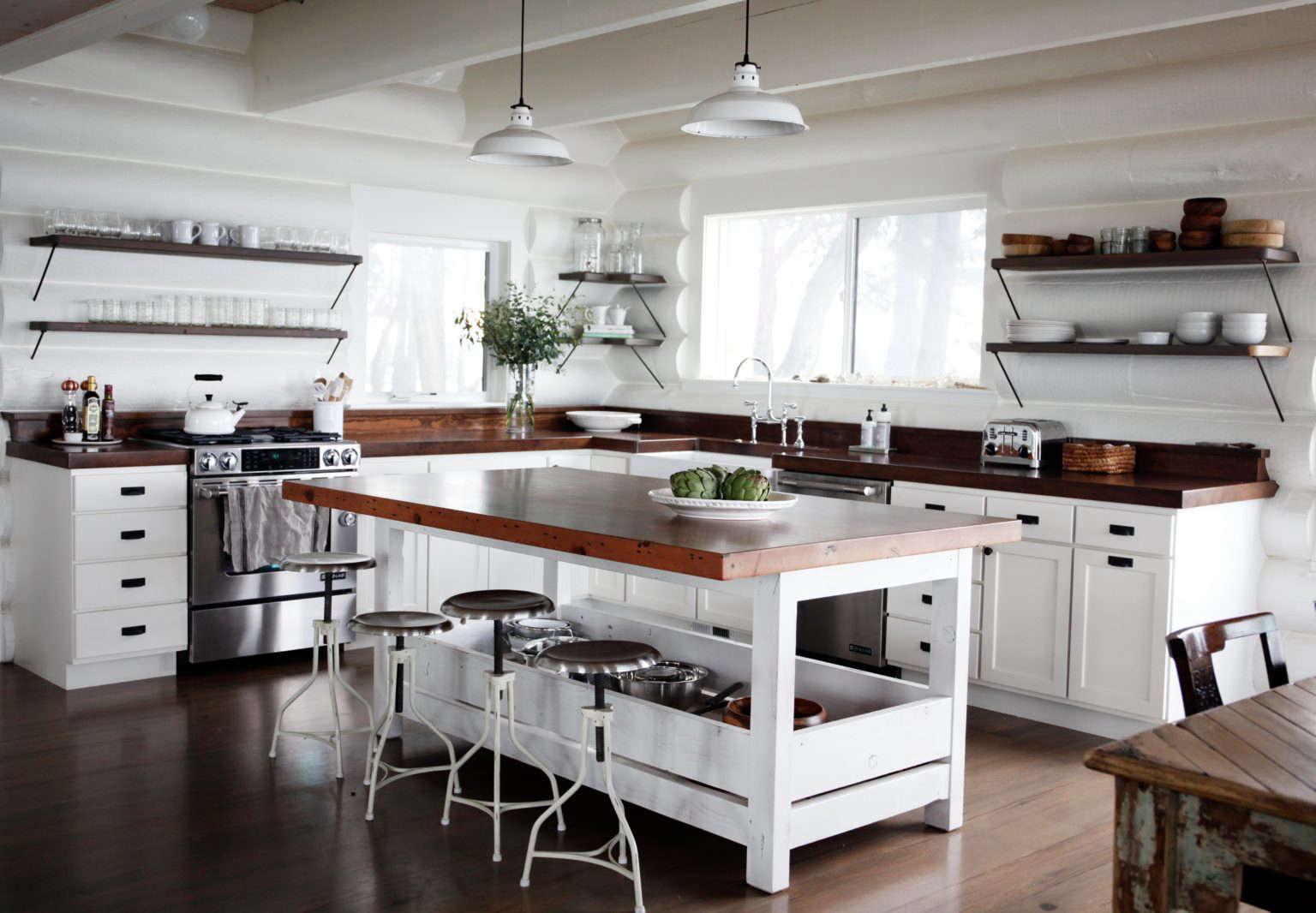 cabin kitchen remodel san juan island lisa staton design 1
