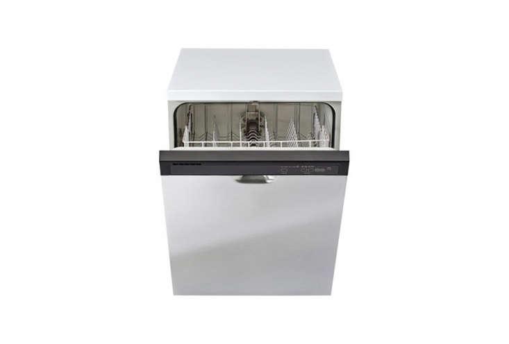 Ikea Renlig Built-In Dishwasher in White