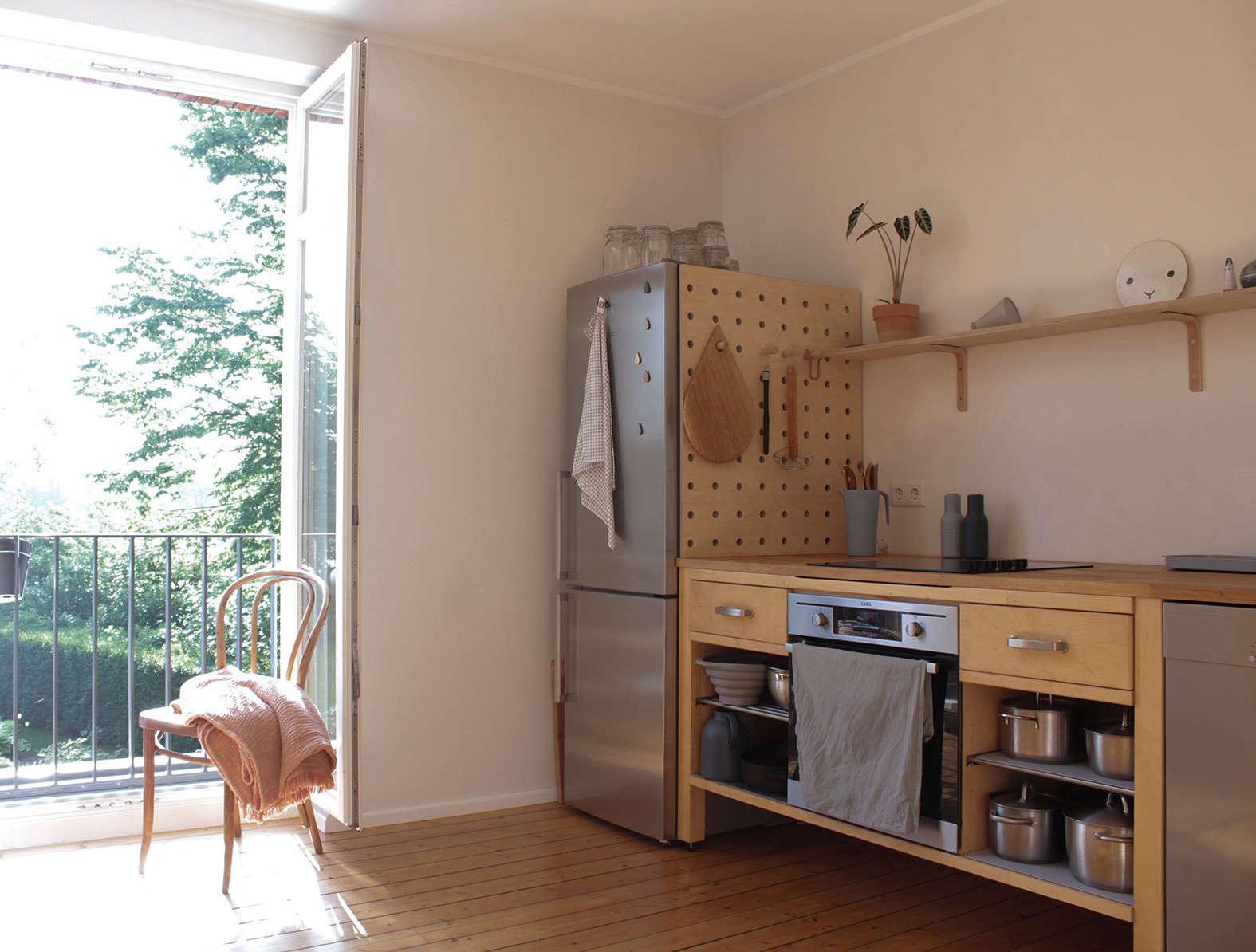 swantje hinrichsen repurposed ikea kitchen 1