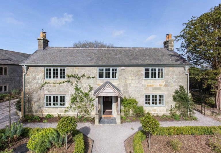 craftsmans cottage exterior front