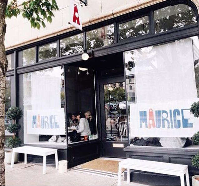 Måurice: A Small Scandinavian Luncheonette in Portland, OR