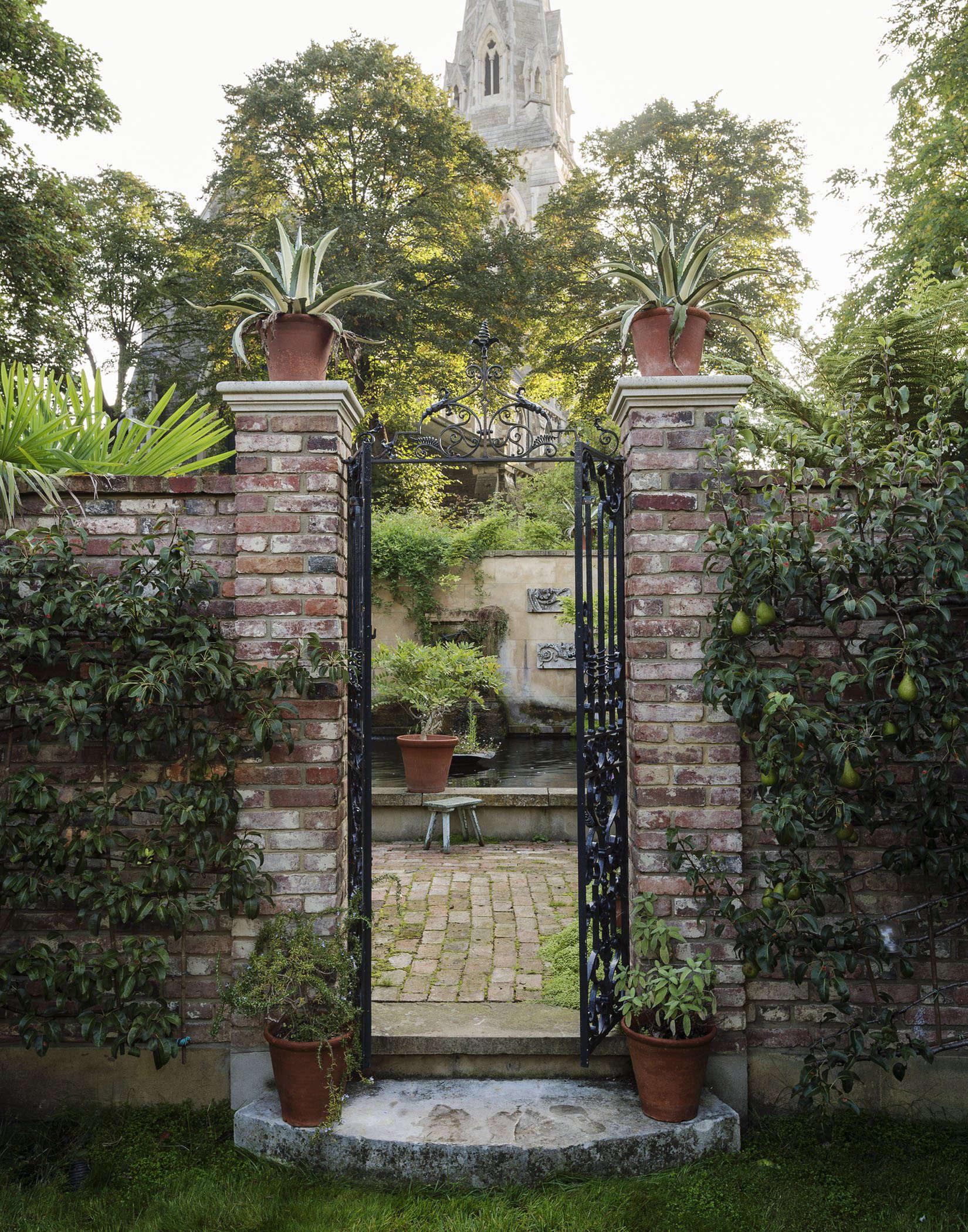 will fisher camberwell garden gate matthew williams