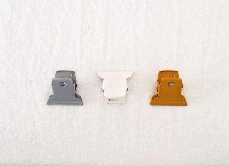 from ellepi, a 40 year old milan stationery company, these colorful powder coat 12