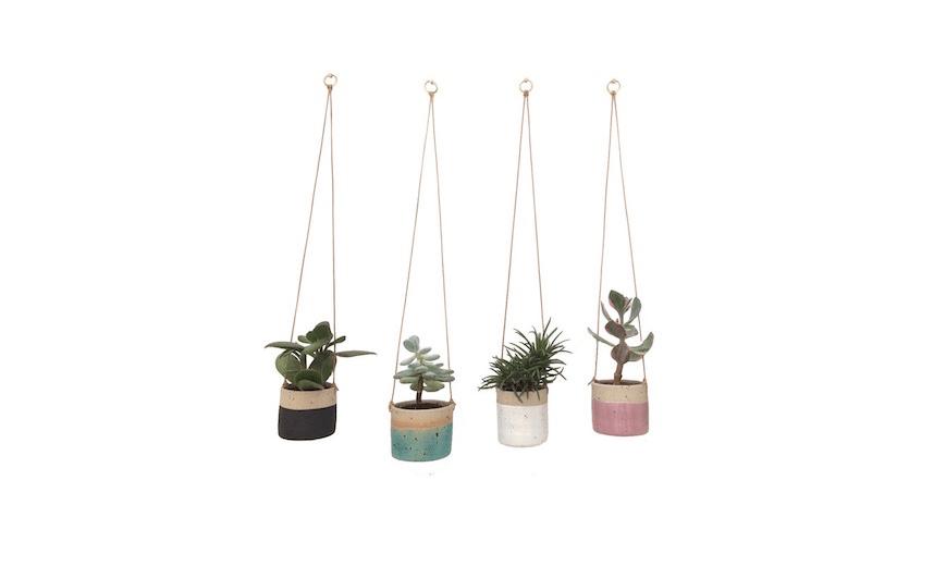 Handmade planter