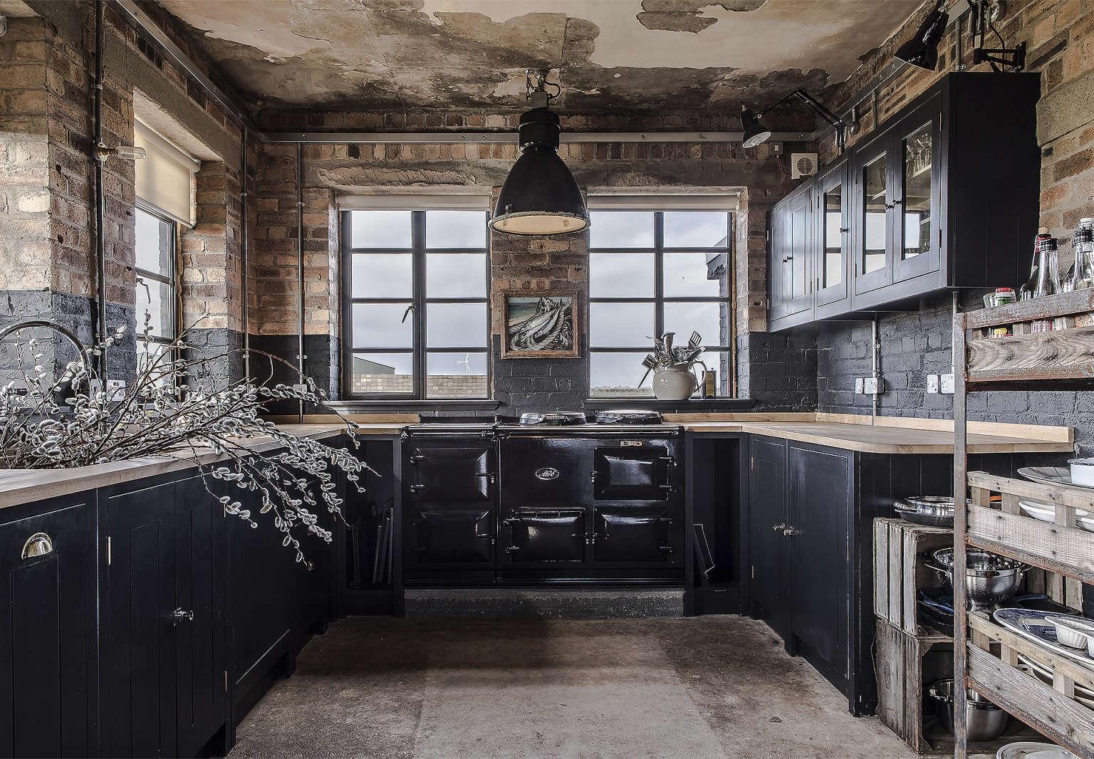 hms owl british standard kitchen