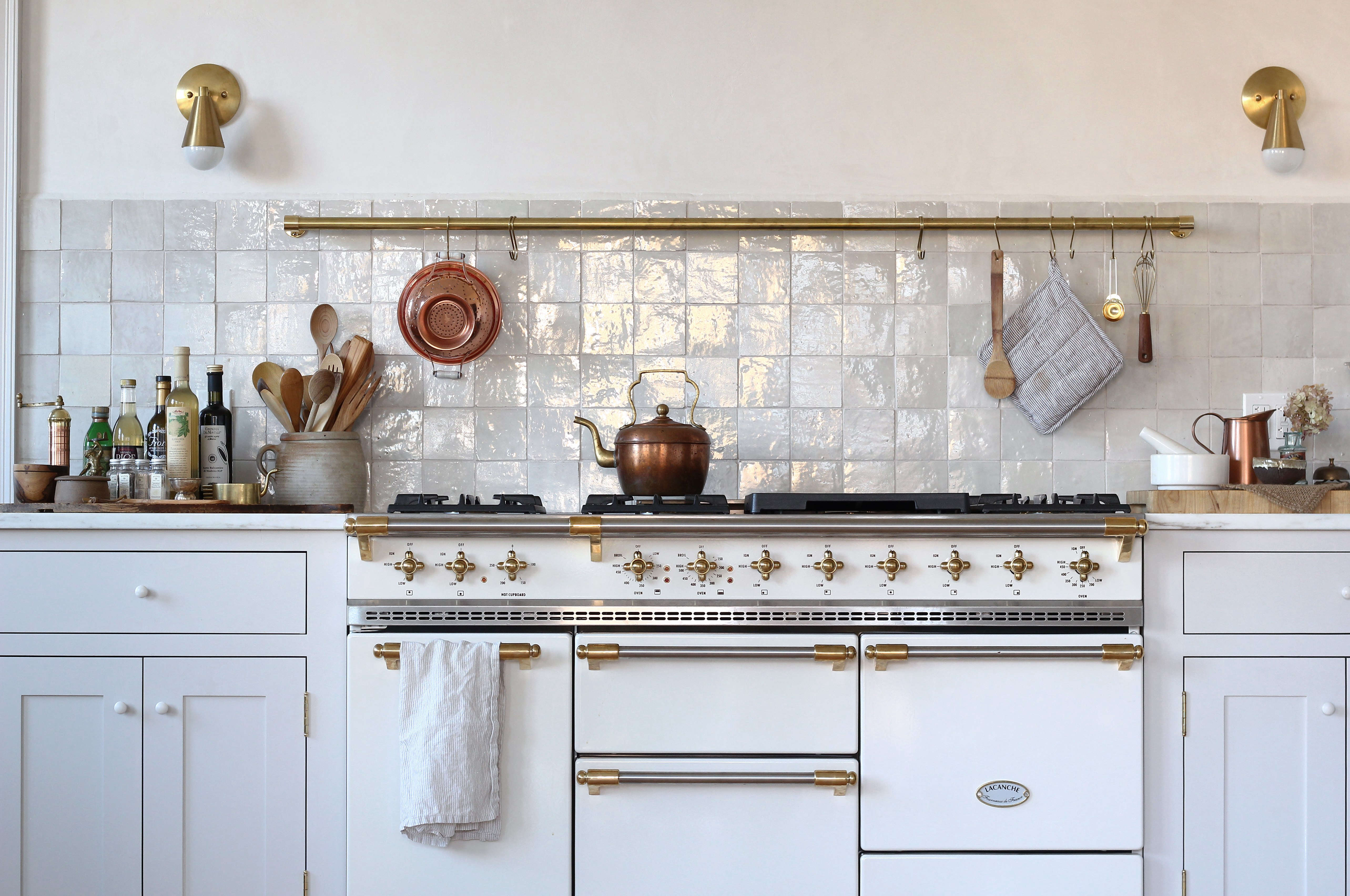 New house remodel in Maine by Jersey Ice Cream Co., glam eat-in ...