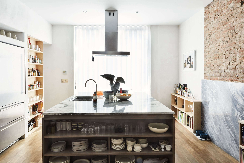 10 Easy Pieces Ceiling Mounted Kitchen Range Hoods Remodelista