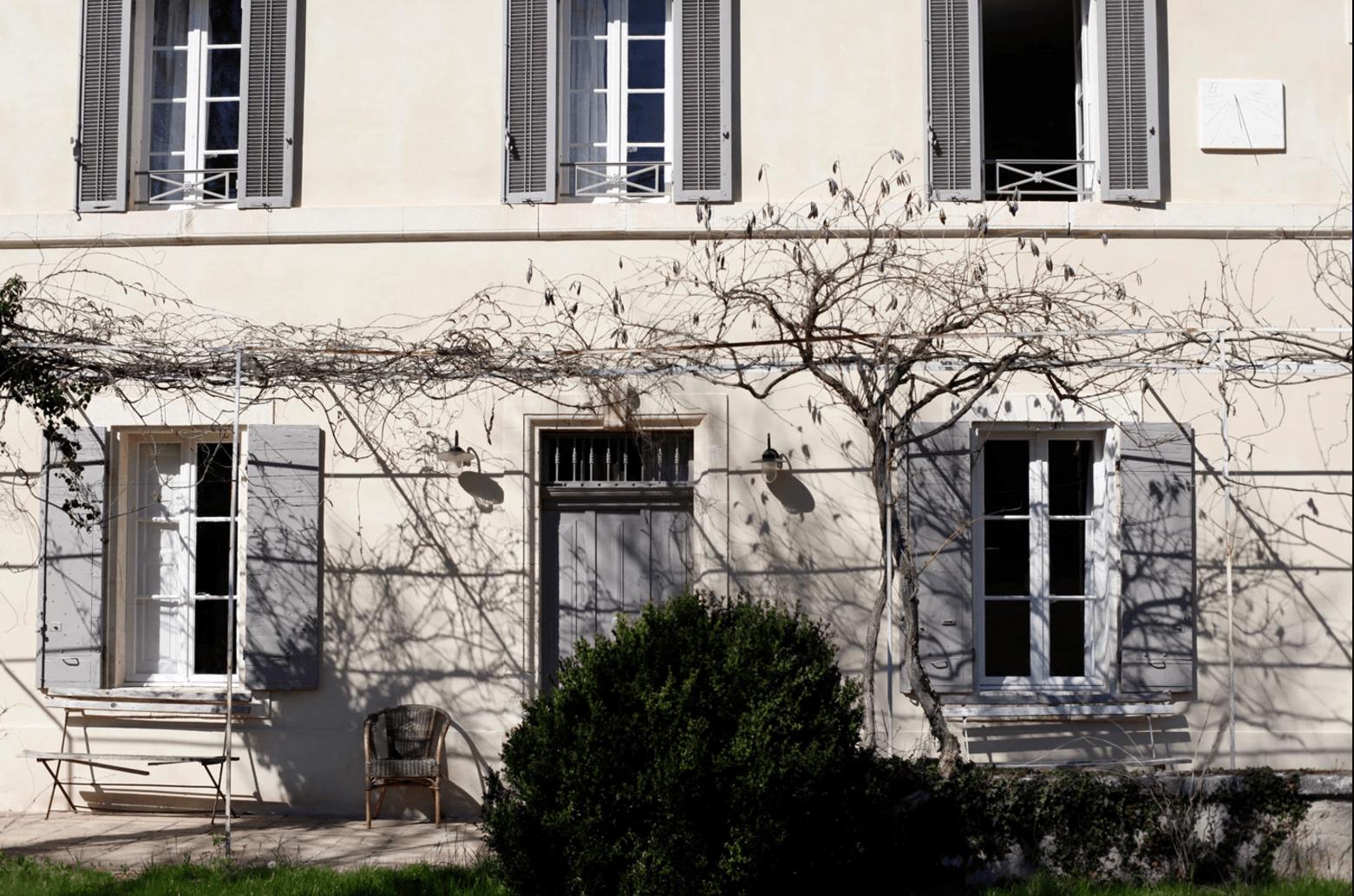 maison collongue provence exterior