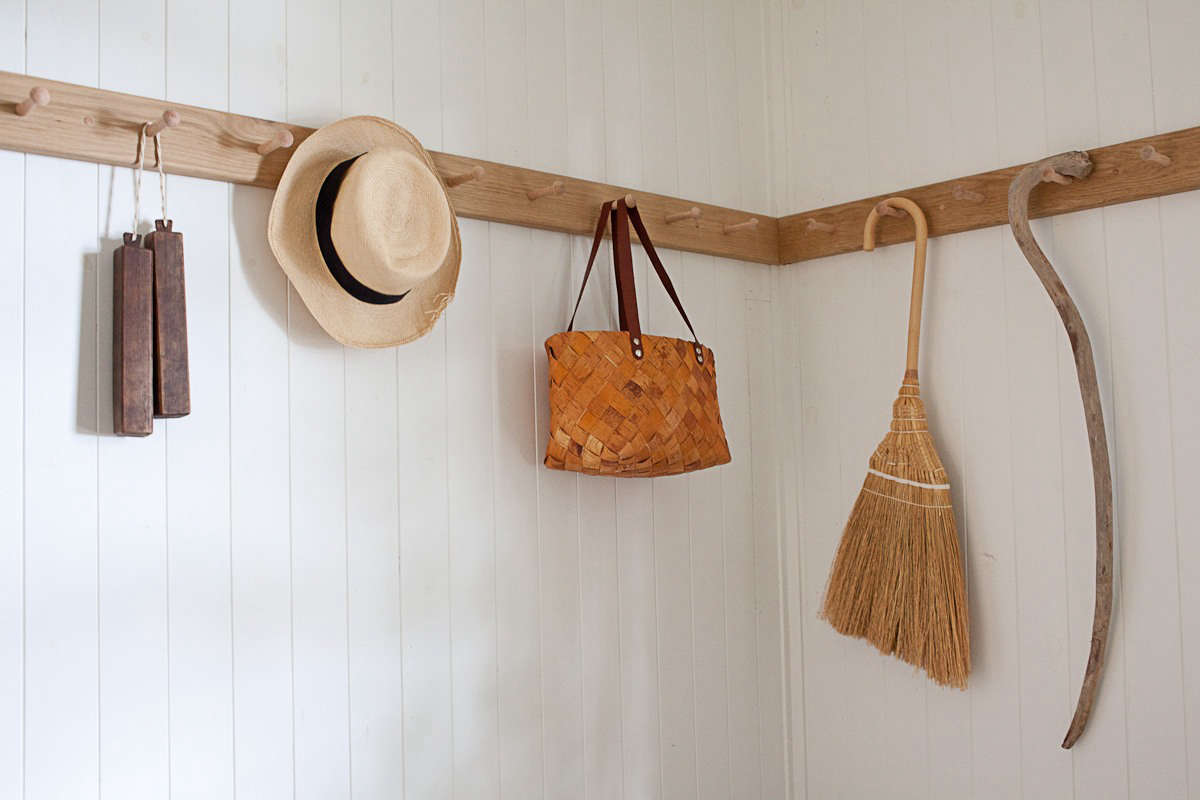 Object Lessons The Shaker Peg Rail Plus Five To Buy Remodelista