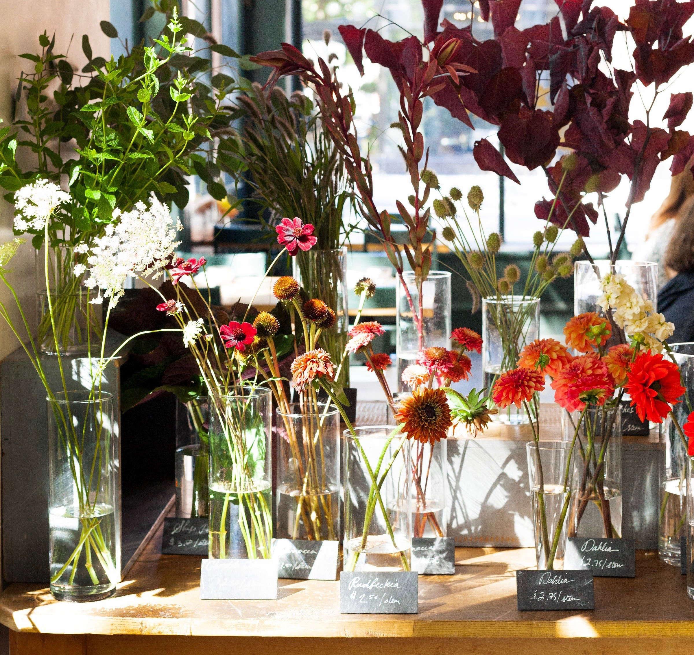 The Flower Shop At Seattle S London Plane Gardenista