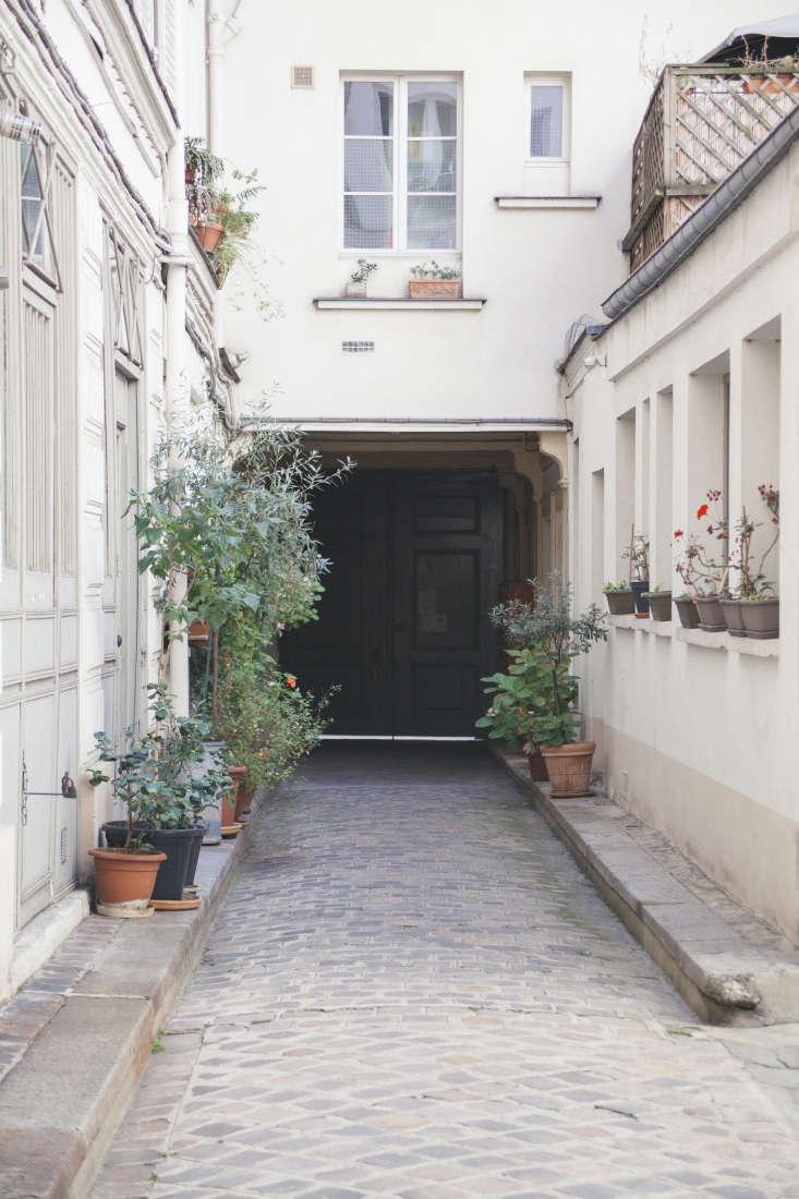 Lucile Demory Paris Exterior Claire Cottrell