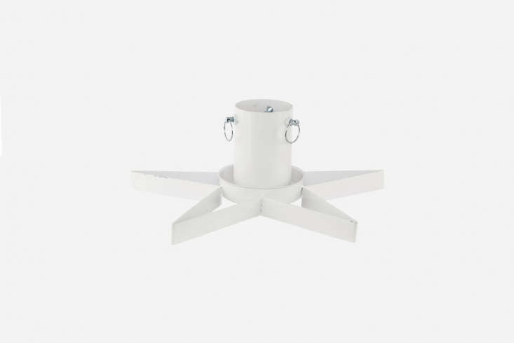 TheHouse Doctor Christmas Tree Stand in white is €50.90 (\$60) at Fine Nordic.