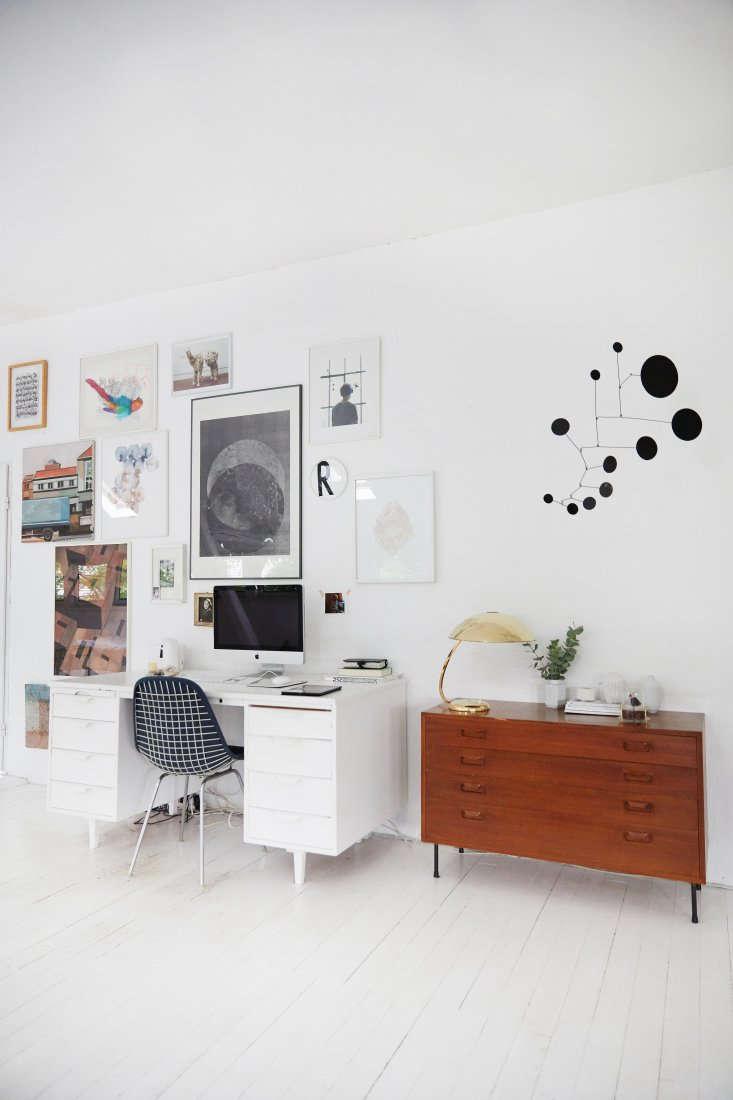 lappalainen&#8\2\17;s black dots mobile, \$34\1 via their etsy shop, hangs  10
