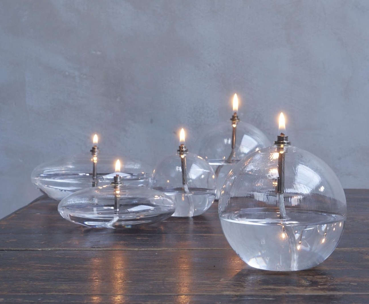 round candle demode cover