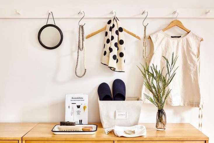 A kit of closet essentials.