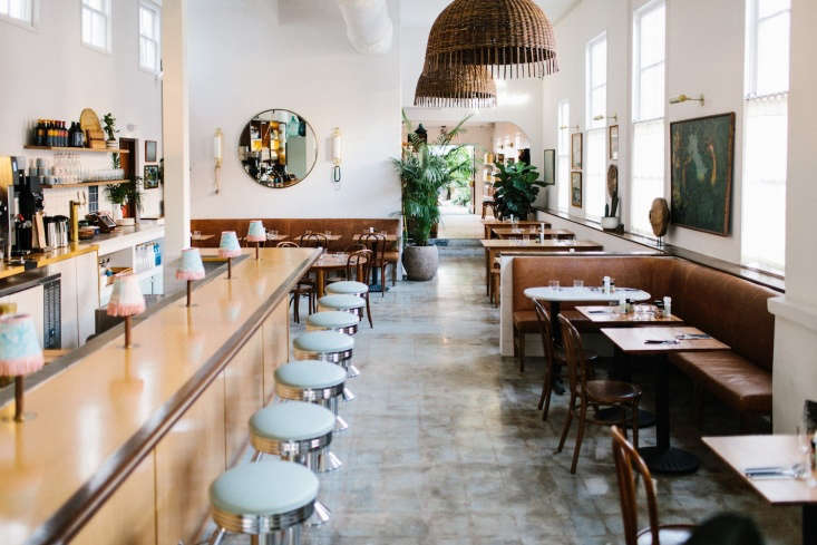 Basic Kitchen A Bright Healthful Restaurant Comes To