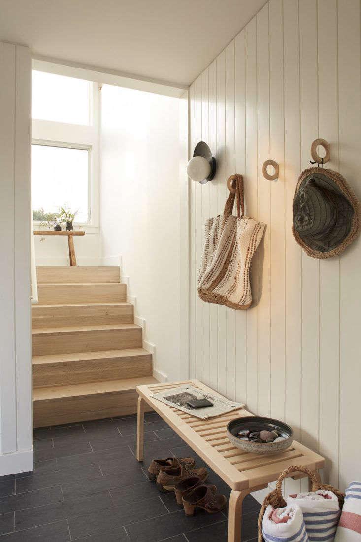 entryway chilmark cottage shiplap walls 1