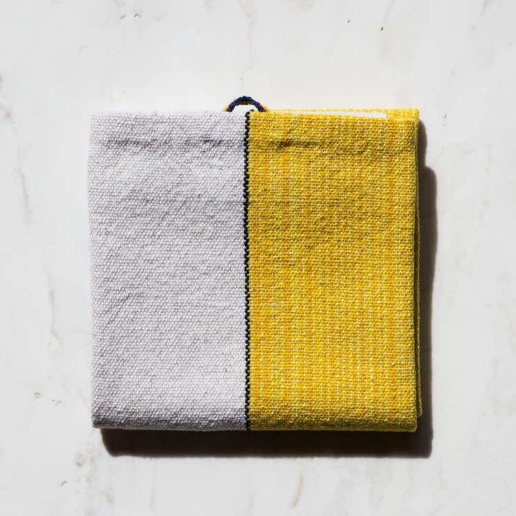 stephanie seal brown handwovens dish towel 4