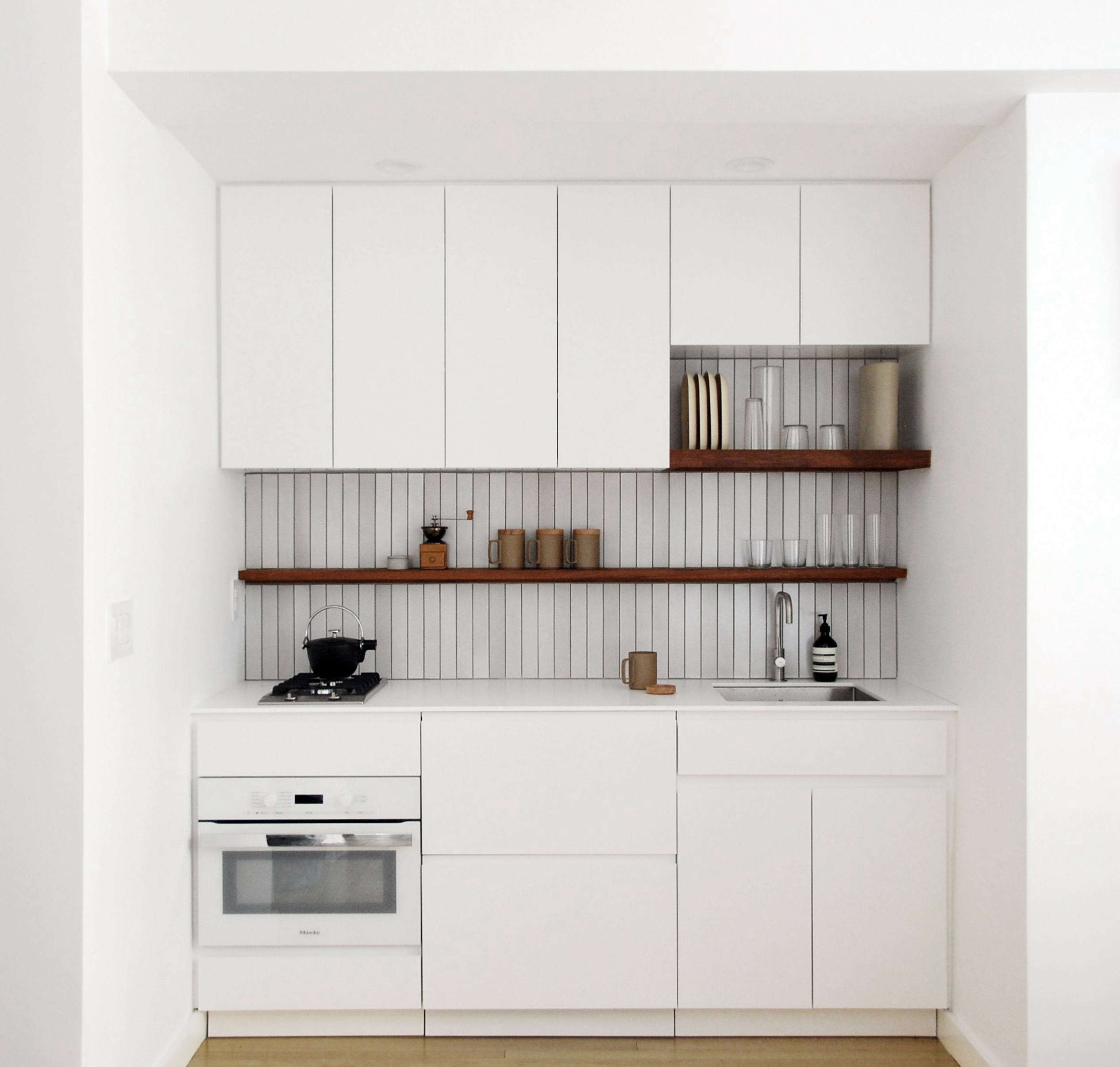 A Tiny Kitchen Made For Cooking Everything You Need In 26 Square Feet The Organized Home