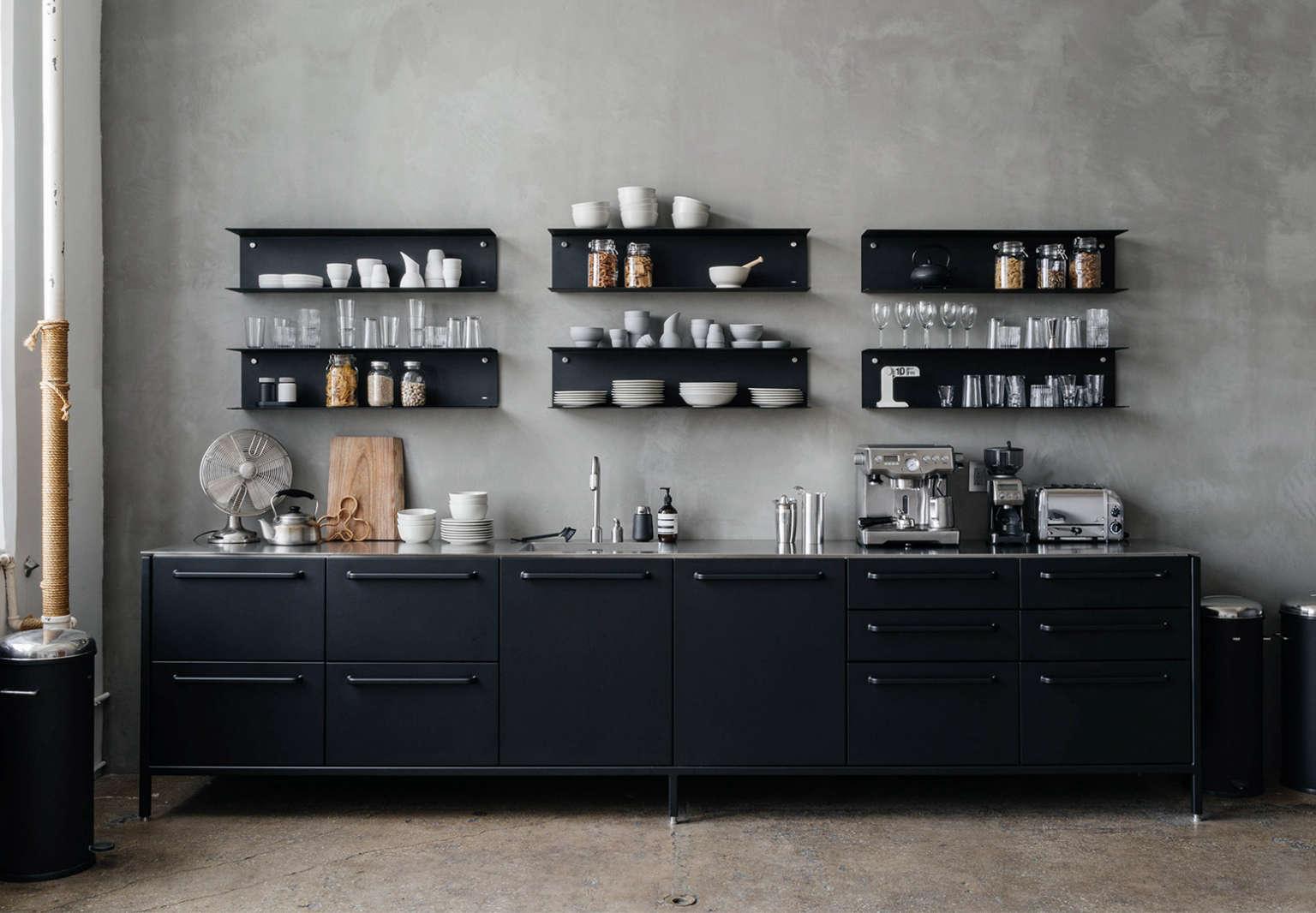 vipp soho office kitchen brand new school agency