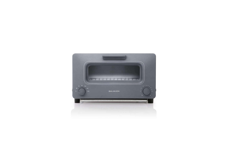 balmuda steam toaster oven grey