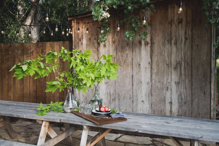 take a look at this diy flagstone terrace for outdoor festivities of all sorts� 9