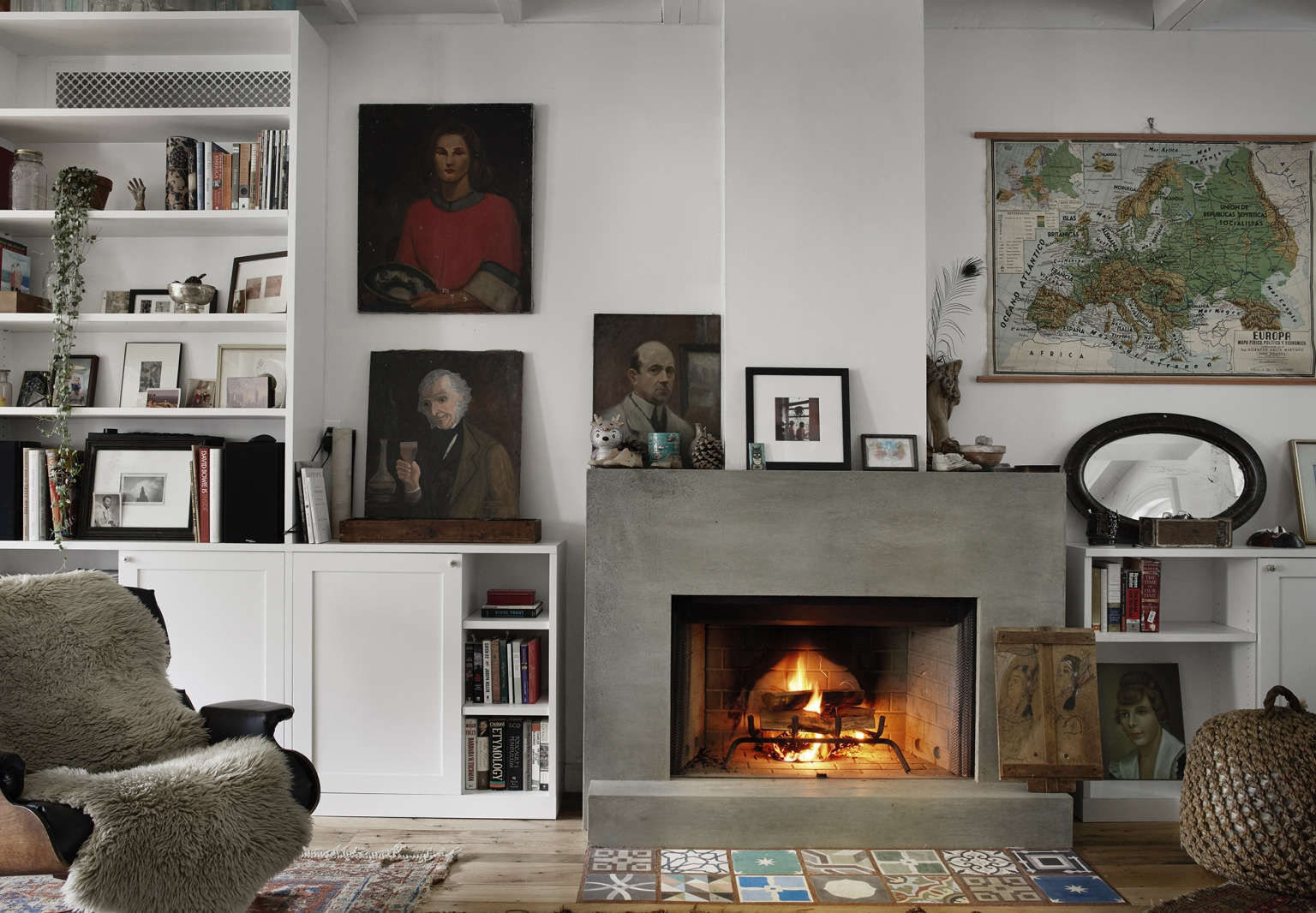Brooklyn Makeover A Homey Townhouse with a Modern Garret portrait 3