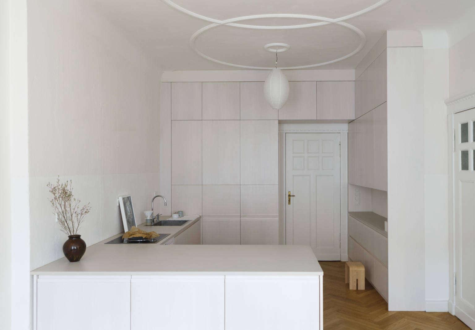 berlin apartment kitchen by studio oink 2