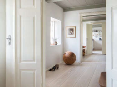 Dinesen Family Home in Denmark Cropped Cover Image