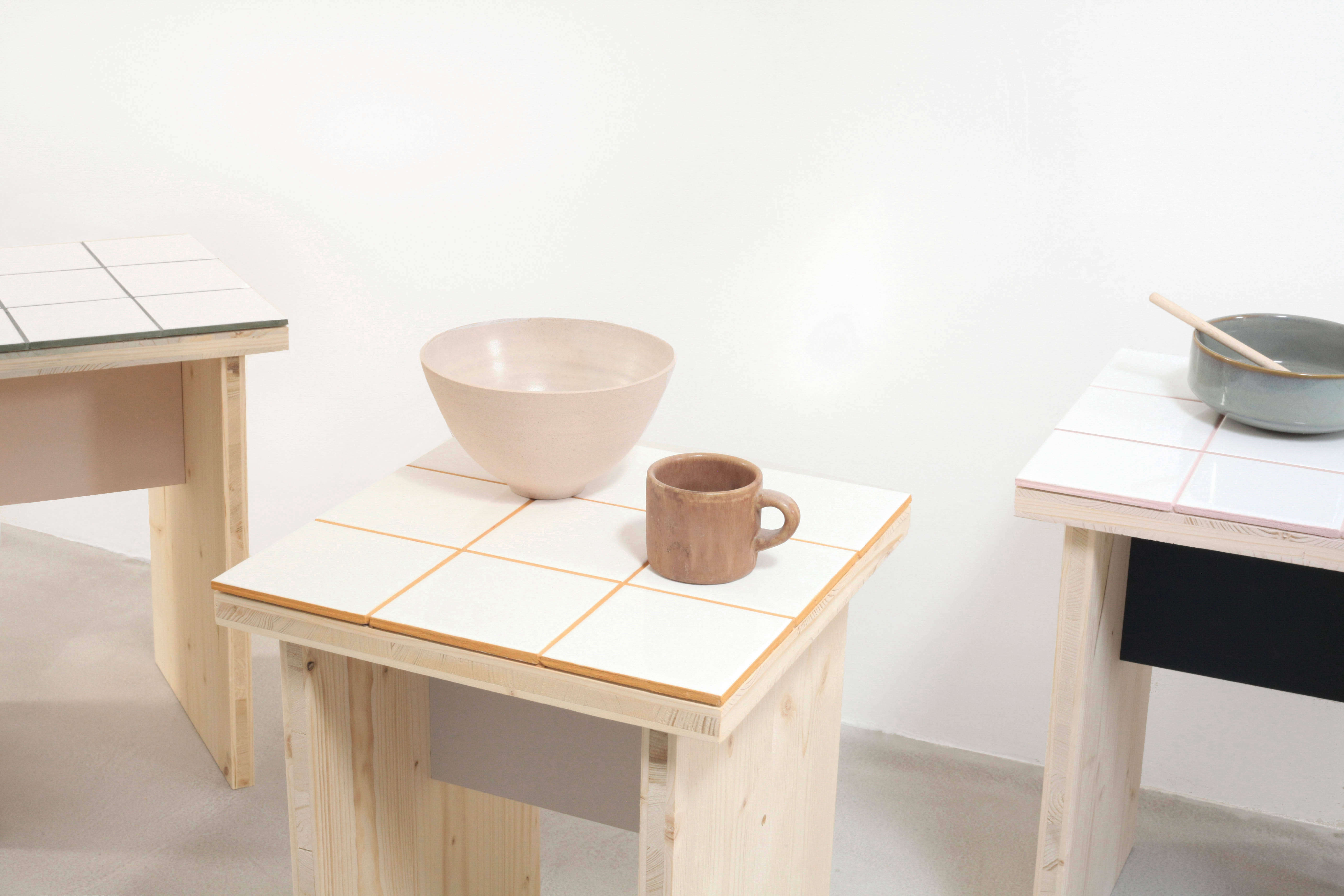 Diy A Summery Side Table By Two Young Paris Architects Remodelista