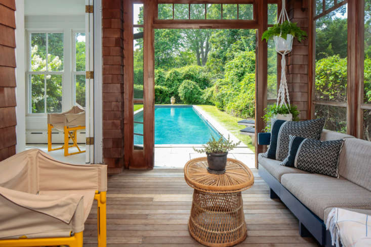 The Summer Living Room: 15 Airy Screened-In Porches