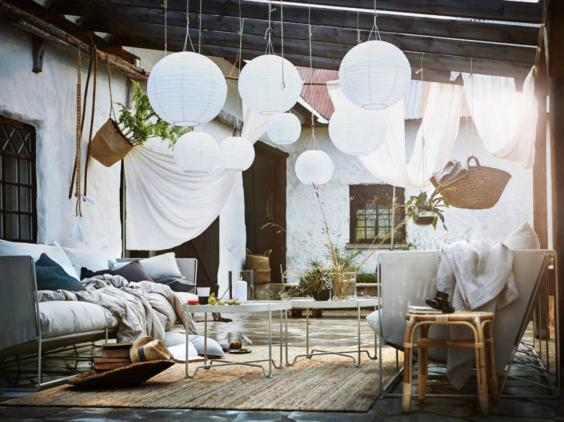 Ikea Summer 11: 11 Best Products for Outdoor Living on a Budget