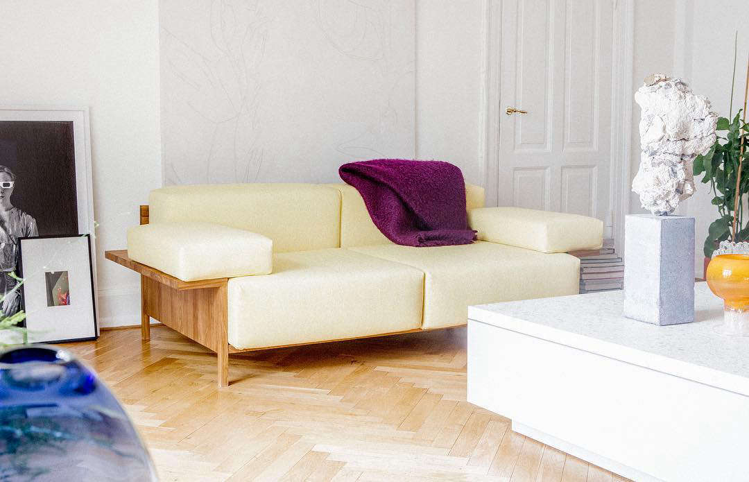 Your First Sofa: 8 New Upstart Companies, Disruptor Edition - Remodelista