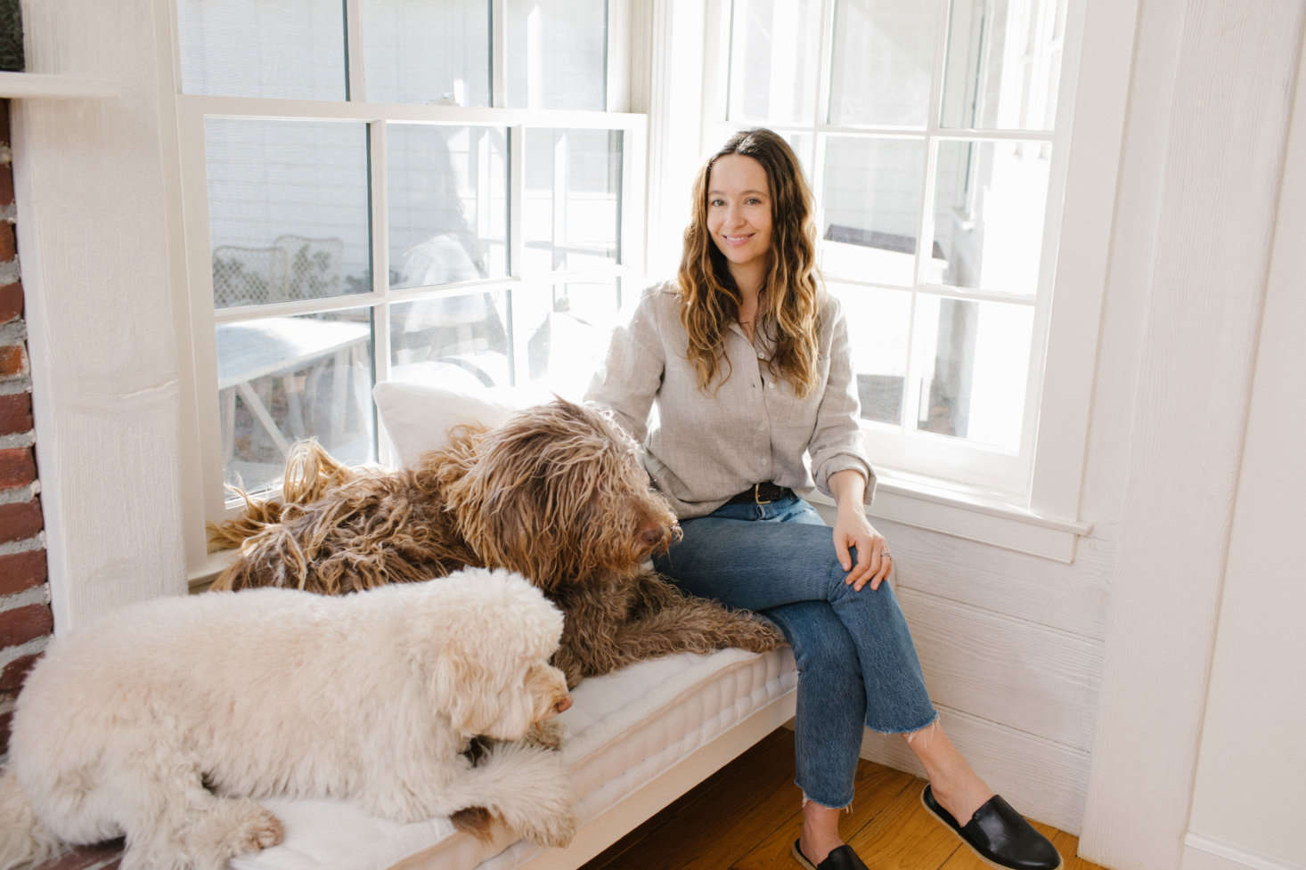 Jenni Kayne, founder of eponymous clothing and homewares company Jenni Kayne, is judging Remodelista categories this year. For more, seeLight and Lofted Above LA: Jenni Kayne President Julia Hunter at Home.
