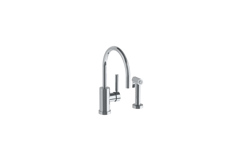 Watermark 2 Hole Deck Mount Kitchen Faucet