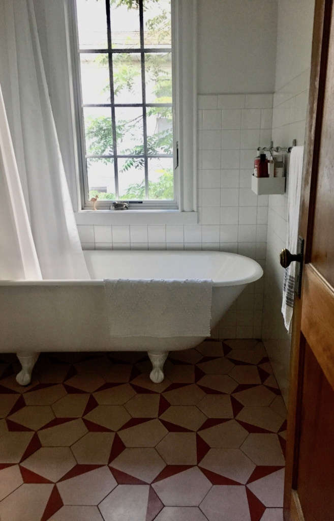 Modern Edwardian Bath Remodel portrait 3 9