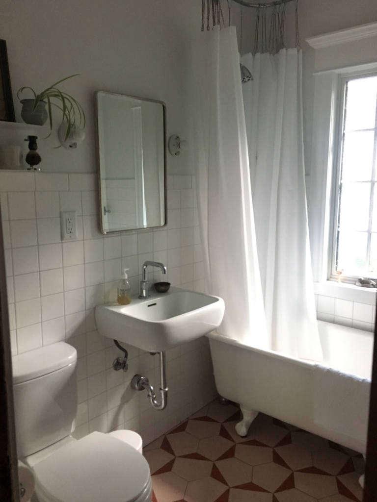 Modern Edwardian Bath Remodel portrait 3 11