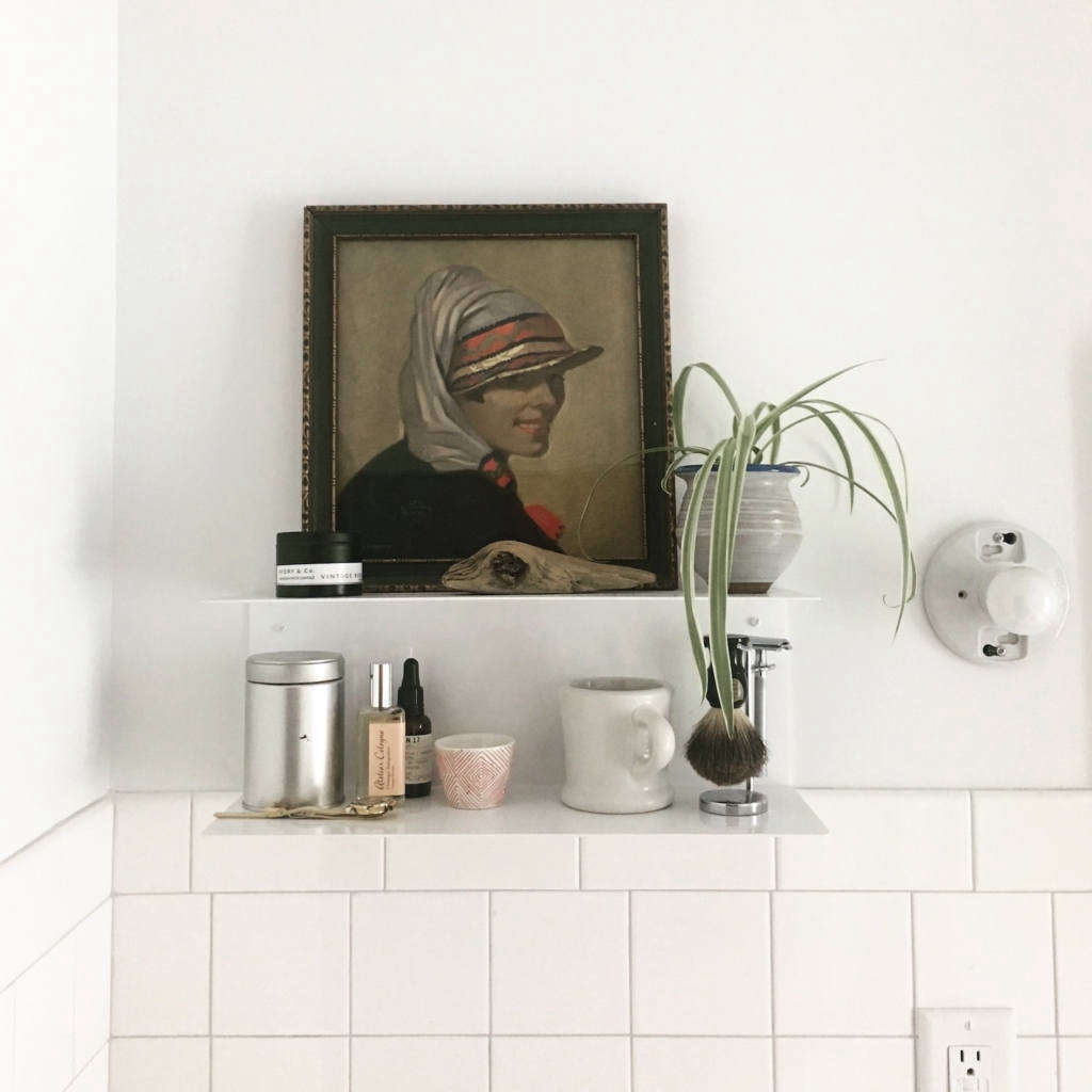 Modern Edwardian Bath Remodel portrait 3 13