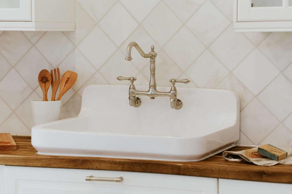 sunken vintage sink 13
