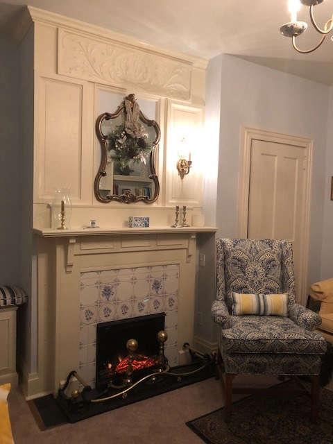 Study Fireplace Restoration portrait 3_11