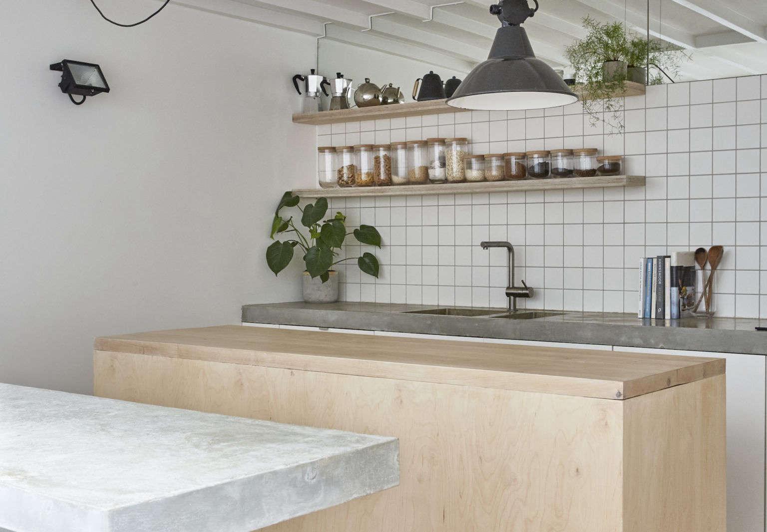 kitchen craig hutchinson hackney flat helen cathcart