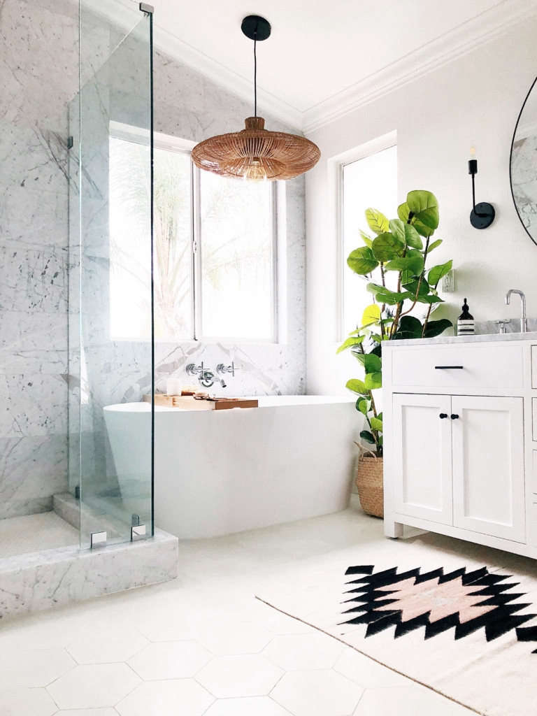 from carlsbad to carlsrad bathroom remodel   tub/shower redefined 11