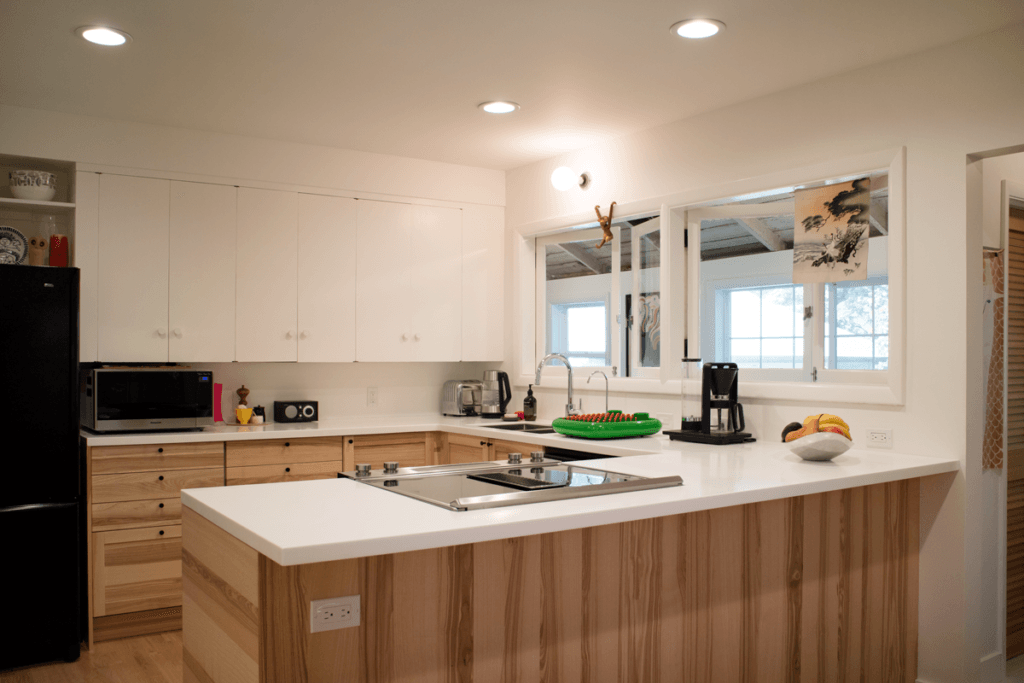 Simpler Days  A kitchen overhaul in Portland portrait 3_15
