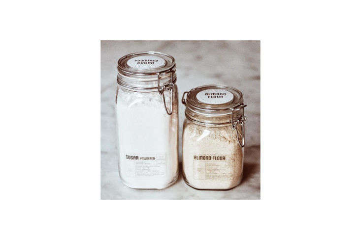 blisshaus jars are available in five sizes and range in price from \$\14 to \$4 15