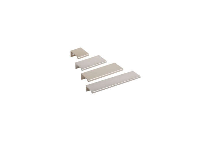 the tab drawer pulls are by doug mockett and come in multiple sizes and finishe 20