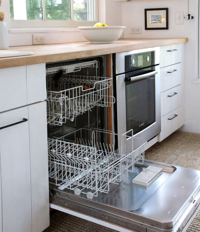 Domestic Science: How to Deep-Clean the Dishwasher - The Organized Home