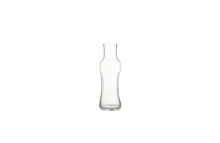 The 50-ounce Pinch Carafe is $19.95 at Crate & Barrel.