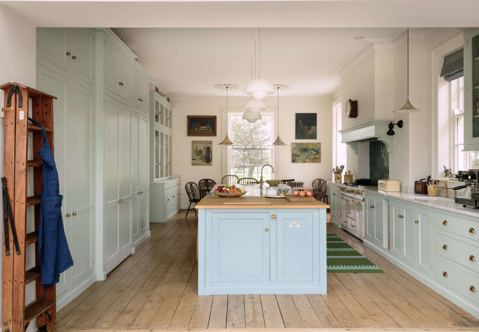 jones hunt york england townhouse kitchen by devol 1 hero