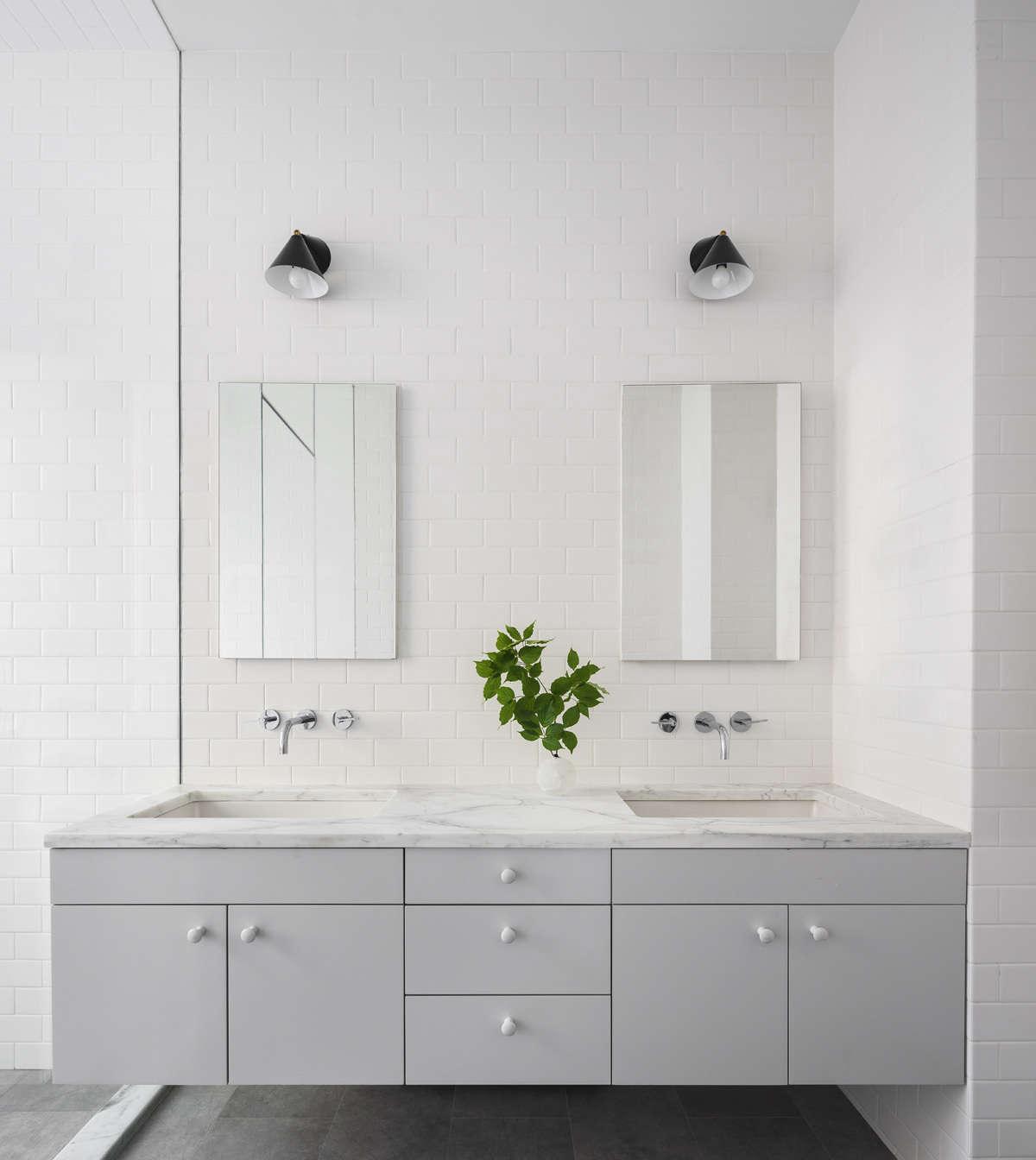 Steal This Look: A Serene Spa-Like Bathroom in Manhattan