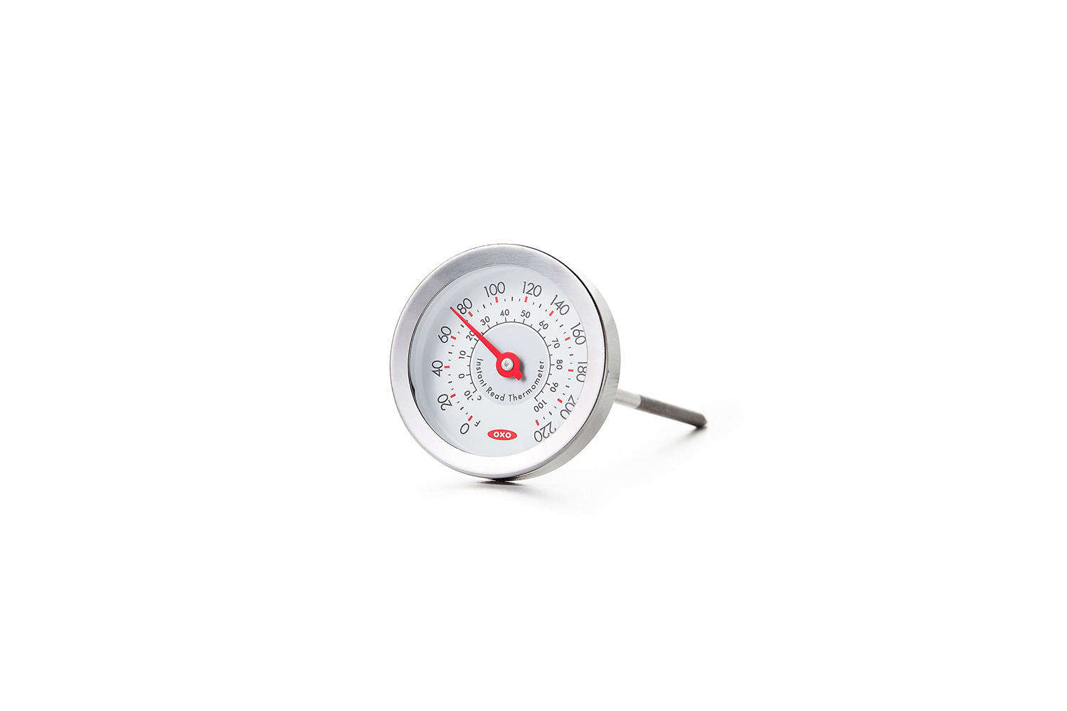 OXO Good Grips Chef's Precision Analog Instant Read Meat Thermometer